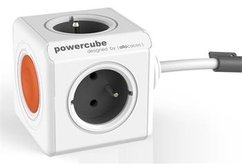 PowerCube Extended Remote, white/grey (1,5m)