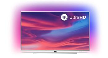 "Philips 65PUS7304/12, THE ONE SMART 65"" Ultra Slim 4K UHD LED TV, ANDROID, Ambilight 3, HDR10+, DVB"
