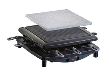 STEBA RC 3 plus domácí gril raclette