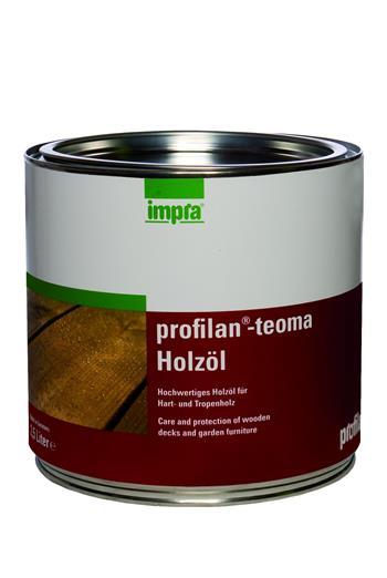 IMPRA Profilan TEOMA Teak 0800 v 2,5L