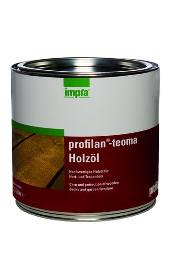 IMPRA Profilan TEOMA Bangkirai 0270 v 0,75L