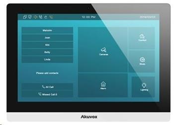 Akuvox SIP dveřní monitor C317S