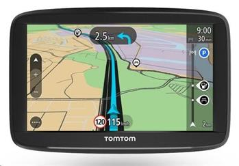 TomTom START 52 Europe (45 zemí) LIFETIME mapy