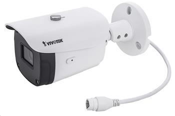 Vivotek IB9388-HT, 5Mpix, 30sn/s, H.265, motorzoom 2.8-12mm (88-30°),DI/DO,IR,SNV,WDR 120dB,MicroSDXC,antivandal, IP66