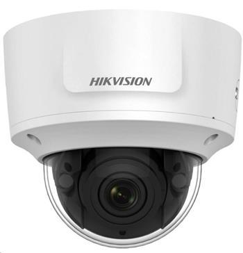 HIKVISION IP kamera 8Mpix, H.265, 25 sn/s,motorzoom 2,8-12mm (110-31°),PoE, DI/DO,audio,IR 30m,WDR,MicroSDXC, IP67