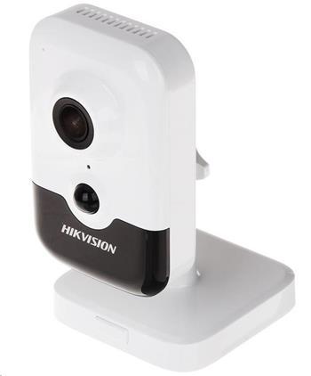 HIKVISION IP kamera 2Mpix, H.265+, 25sn/s, obj. 2.8mm (110°), PoE, IR 10m, audio, Wi-Fi, WDR 120dB, analyt, MicroSD
