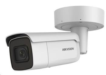 HIKVISION IP kamera 8Mpix,H.265,15sn/s, zoom 2,8-12mm (105-35°),PoE,IR 50m, audio, WDR 120dB, MicroSDXC,antivanda,IP67
