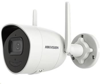 HIKVISION IP kamera 2Mpix, H.265, až 25sn/s, obj. 4mm (80°), audio, DI/DO, IR 30m, IR-cut, Wi-Fi, WDR 120dB, mSD, IP66
