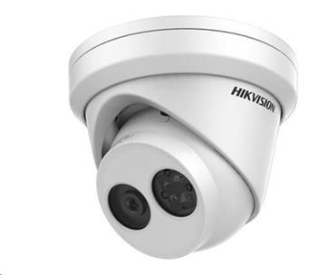 HIKVISION IP kamera 2Mpix, H.265, 25 sn/s, obj. 2,8mm (114°), PoE, IR 30m, WDR, 3DNR, MicroSDXC, IP67