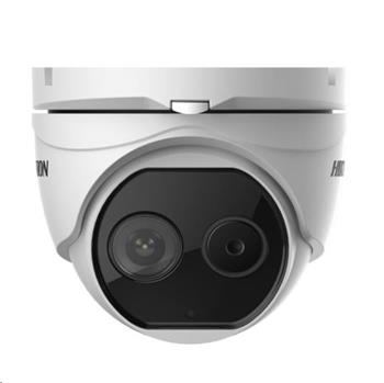HIKVISION DS-2TD1217-6/V1 Bi-spectrum IP termokamera 160 × 120, 6mm, 25Hz, 12VDC, PoE thermo