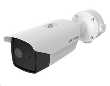 HIKVISION DS-2TD2617-6/V1 Bi-spectrum IP termokamera 160 × 120, 6,2mm, 25Hz, 12VDC, PoE thermo