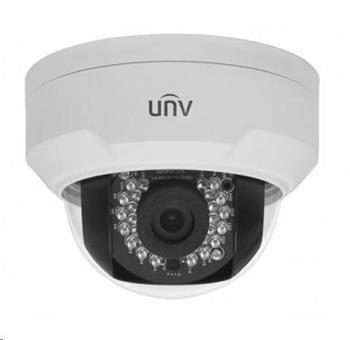 Uniview IPC324ER3-DVPF60, 4Mpix, 20 sn/s, H.265, obj. 6mm (49,4°),PoE, DI/DO,audio,IR 30m,MicroSDXC,antivandal, IP67