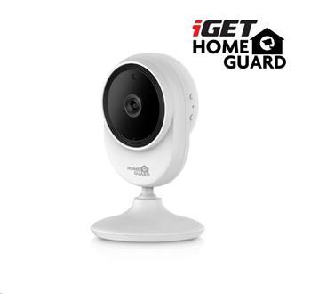 iGET HOMEGUARD HGWIP815 - bezdrátová IP FullHD kamera 1080p, IR LED, vnitřní, detekce pohybu, microSD slot