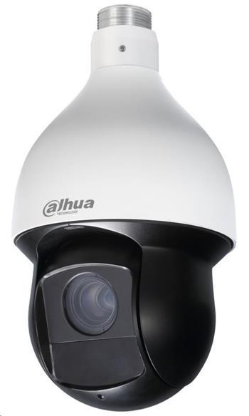 """Dahua HDCVI kamera, PTZ, venkovní, Exmor-CMOS 1/3"""", 4Mpix/25fps, zoom 30x, IR 100m, WDR 120dB, audio, IP66"""