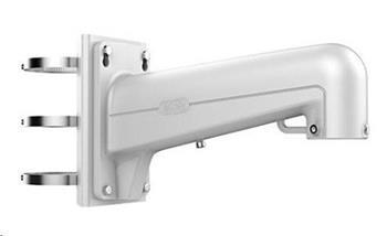 HIKVISION konzole na zeď vč. adaptéru na sloup pro PTZ kamery DS-2DE