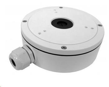 HIKVISION rozvodná instalační krabice s průchodkou ke kamerám DS-2CD23xx