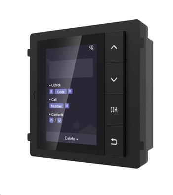 HIKVISION DS-KD-DIS, zobrazovací modul pro videotelefony, IP65