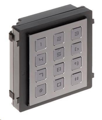 HIKVISION DS-KD-KP, numerická klávesnice pro modulární videotelefony
