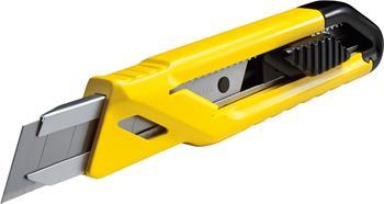 Stanley Nůž pro odlamovací čepele, 18 mm, 3 ks náhradních čepelí