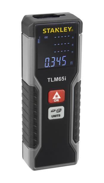 Stanley Laserový dálkoměr TLM 65i, do 25 m