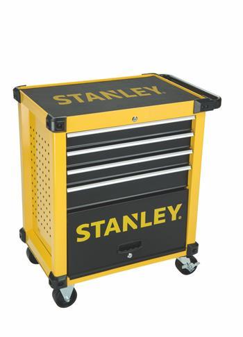 """Stanley 27"""" 4zásuvková pojízdná skříň"""