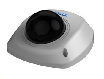 HYUNDAI IP kamera 4Mpix, H.264, 25 sn/s, obj. 2,8mm (100°), PoE, 10m bílé světlo, Wi-Fi, WDR 120dB, mSD, analyt, IP67