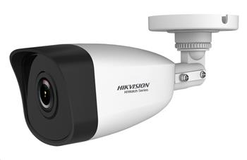 HIKVISION HiWatch HWI-B121H-M (4mm), IP, 2MP, H.265+, Bullet venkovní, Metal