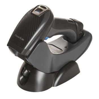 Datalogic PowerScan PBT9501-RT, BT, 2D, SR, Digimarc, kit (USB), RB, black, grey