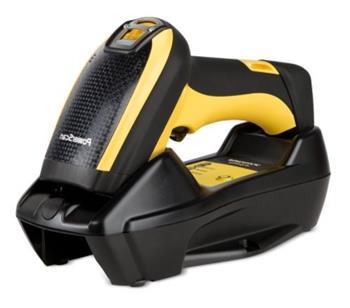 Datalogic PowerScan PBT9501, BT, 2D, AR, kit (USB), RB, black, yellow