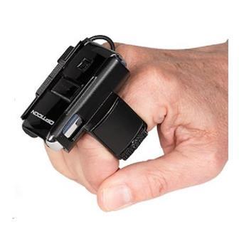 Opticon RS-2006, ring scanner, 1D čtečka čárových kódů na dva prsty, wearable, datakolektor, BT, las
