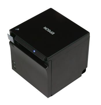 Epson TM-m30, USB, Ethernet, Wi-Fi, 80mm, 8 dots/mm (203 dpi), ePOS, black