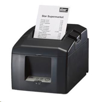 Star Micronics tiskárna TSP654IILAN černá, LAN, řezačka - bez zdroje