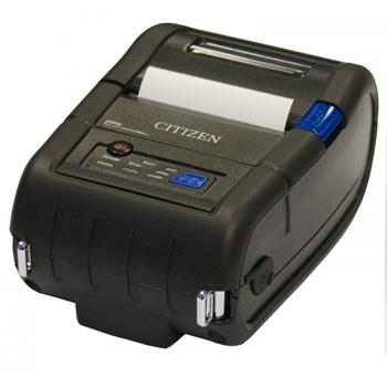 Citizen mobilní tiskárna CMP-20II Bluetooth (iOS+Android), USB, Serial, CPCL/ESC