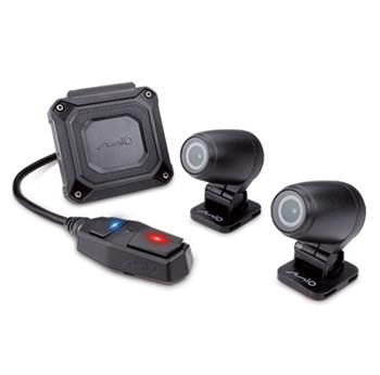 Mio MiVue M760D - Duální kamera na motocykl