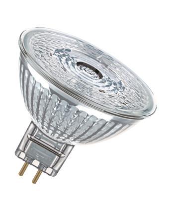 OSRAM LED STAR MR16 36° 3,8W 12V 827 GU5.3 350lm 2700K (CRI 80) 15000h A+ (Krabička 1ks)