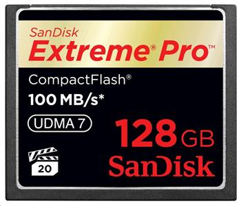 SanDisk Compact Flash 64GB Extreme Pro (160MB/s) VPG 65, UDMA 7