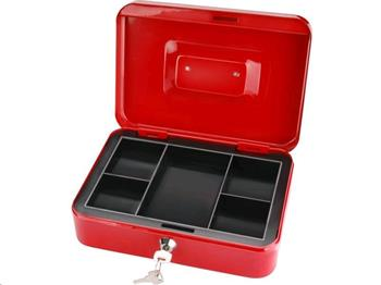 Extol Craft schránka na peníze přenosná, 250x180x90mm 99012