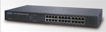 Planet switch GSW-2401, 24x10/100/1000 Base-TX