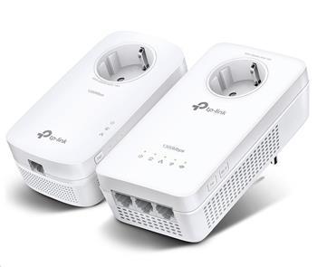 TP-Link TL-WPA8631PKIT [AV1300 Gigabit Passthrough Powerline ac Wi-Fi Kit]