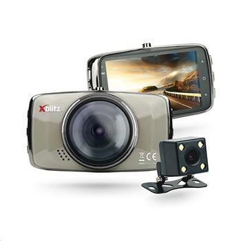 XBLITZ DualCore palubní kamera