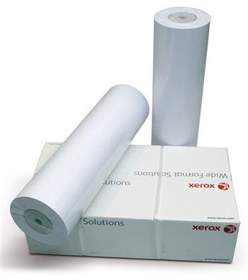 Xerox Papír Role - žlutá - 594x135m (90g, A1) - fluorescentní papír