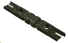 Solarix Nůž HT-314BK pro svorkovnici Krone pro boxer/narážeč HT-314