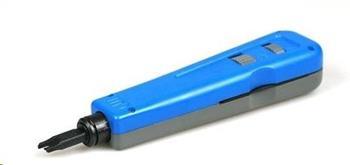 Narážeč s nožem pro blok 110, modrý