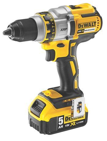 DeWALT DCD990P2-QW akušroubovák