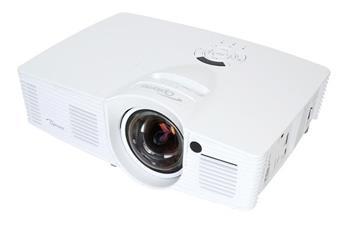 Optoma herní short throw projektor GT1070Xe (FULL 3D, FULL HD, 2 800 ANSI, 23 000:1, 2x HDMI with MHL, USB, 10W speaker)