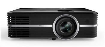 Optoma projektor UHD51 (DLP, 4K UHD, 2 400 ANSI, 500 000:1, HDMI, VGA, USB, 2X5W speaker)