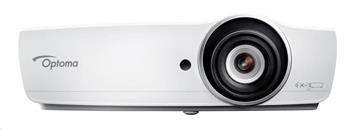 Optoma projektor EH470 (DLP, FULL 3D, FULL HD, 5 000 ANSI, 20 000:1, HDMI, MHL, VGA, Audio, USB, RS232, 10W speaker)