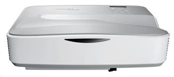 Optoma projektor HZ45UST (DLP, FULL 3D, Laser, FULL HD, 4 200 ANSI, 3 000 000:1, 2xHDMI, 2xVGA, Audio, USB, 10W speaker)