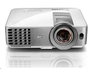 BENQ Dataprojektor MS630ST (SVGA, 3200 ANSI, 13 000:1, HDMI, USB reader/display, speaker)