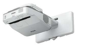 EPSON projektor EB-685Wi - 1280x800, 3500ANSI, HDMI, VGA, SHORT, LAN,9000h ECO životnost lampy, 5 LET ZÁRUKA